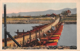 Chalampé Canton Illzach Pont Sur Le Rhin Vers Neuenburg - Chalampé