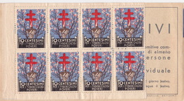 Spendemarken Croce Rossa / Tubercolosi (br4419) - Autres