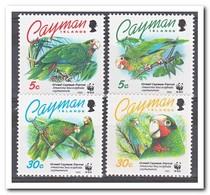 Kaaiman Eilanden 1993, Postfris MNH, Birds, WWF - Kaaiman Eilanden