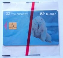 N 74 Polar Bear Svalbard ,  Norway, Unused In Blister - Norway