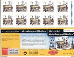 Markenheftchen Bund Postfr. MH 53 II Viktualienmarkt München MNH ** - [7] West-Duitsland