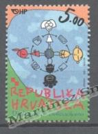Croatia - Croatie - Croacia 2001 Yvert 552, Dialogue Between Civilizations - MNH - Croacia