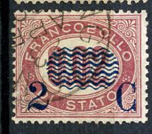1878 - REGNO - Catg. Unif. 29 - USED - (ITA3152A.22) - 1861-78 Vittorio Emanuele II