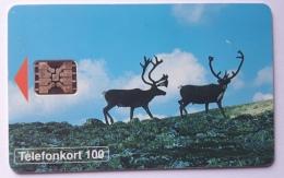 Animal Reindeers SI5 Chip, Sweden - Sweden