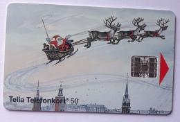 Christmas 1993 Sweden - Sweden