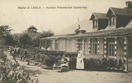 61 L'AIGLE / Hôpital - Pavillon Préventorium Sanatorium / - L'Aigle