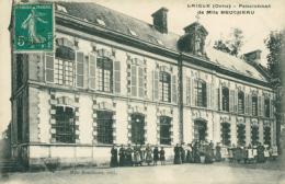 61 L'AIGLE / Pensionnat De Melle Beucheau / - L'Aigle