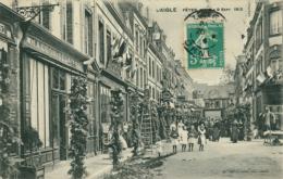 61 L'AIGLE /Fêtes Des 8 Et 9 Septembre 1912 / - L'Aigle