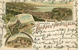 MC MONACO / Souvenir De .../ Multivue Couleur / - Monte-Carlo