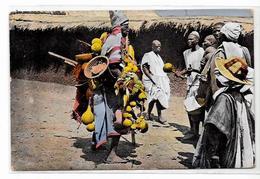 CPA Nigéria Afrique Noire Ethnic Type Non Circulé Marchand Métier - Nigeria