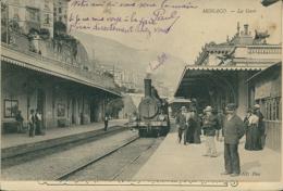 MC MONACO / La Gare / - Monaco
