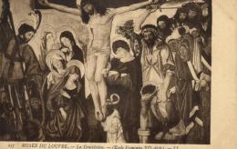 B 5590  - Musée Du Louvre   La Crucifixion - Museos