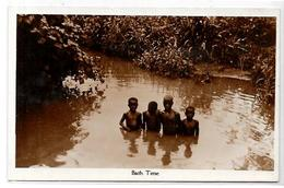 CPA Nigéria Afrique Noire Ethnic Type Non Circulé - Nigeria