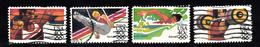 USA 1983 Mi Nr 1622 - 1625 : Olympische Zomerspelen  Los Angeles 1984 - Verenigde Staten