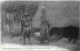 CPA Nigéria Afrique Noire Ethnic Type Non Circulé Unkwelé - Nigeria