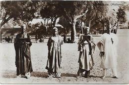 CPA Nigéria Afrique Noire Ethnic Type Non Circulé Maidugari Métier - Nigeria