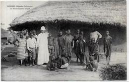 CPA Nigéria Afrique Noire Ethnic Type Circulé DEMSHI - Nigeria
