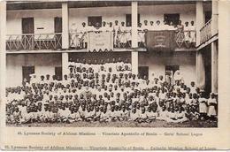 CPA Nigéria Afrique Noire Ethnic Type Non Circulé Lagos - Nigeria