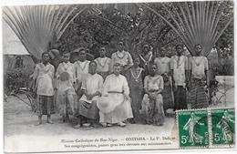 CPA Nigéria Afrique Noire Ethnic Type Circulé Onitsha - Nigeria