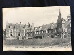 91- SAINT-PIERRE-DE-SEMILLY - Le Château, XVIe Siècle - Andere Gemeenten