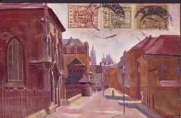 Krakow, Ul.Scaleczna Anni '20 - Polonia