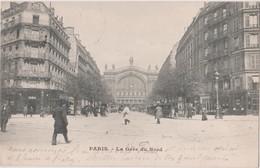 PARIS - LA GARE DU NORD - Metropolitana, Stazioni