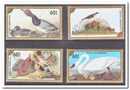 Mongolië 1986, Postfris MNH, Birds - Mongolië