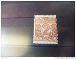 TIMBRE DE SAINT MARIN.   YVERT N° 68 - Oblitérés