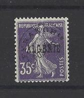 ALGERIE . YT Préoblitérés 7  Neuf *   1924 - Sonstige