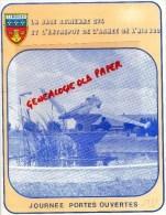 87 - LIMOGES- AVIATION - LA BASE AERIENNE 274 ENTREPOT ARMEE DE L' AIR 603- JOURNEES PORTES OUVERTES 1977 - Documents Historiques