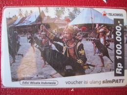 Télécarte D'Indonésie - Indonesia