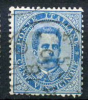 1879 - REGNO - Catg. Unif. 40 - USED - (ITA3152A.22) - 1878-00 Humberto I