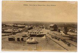 Ezraa - Partie Sud Du Camp Et Gare - Camp D'aviation - Syrië
