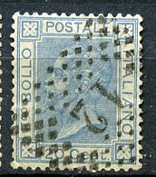 1867 - REGNO - Catg. Unif. 26 - USED - (ITA3152A.22) - 1861-78 Vittorio Emanuele II