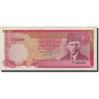 Billet, Pakistan, 100 Rupees, Undated (1981-82), KM:36, TTB+ - Pakistan