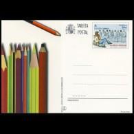 España Spain Entero Postal 194 ( Tarjeta ) 2013 Lucha Contra La Discriminación N - España