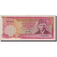 Billet, Pakistan, 100 Rupees, Undated (1976-84), KM:31, TTB+ - Pakistan