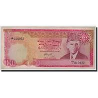 Billet, Pakistan, 100 Rupees, Undated (1981-82), KM:36, TB - Pakistan