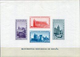 ESTADO ESPAÑOL    Nº  848    Sin Charnela  -P132 - 1931-50 Ungebraucht