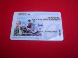 CARTE INTERNET 1 H / ESAT / ECOLE SUPERIEURE ET D'APPLICATION DES TRANSMISSIONS / RENNES - Armée