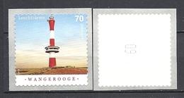 Deutschland / Germany / Allemagne 2018 3396R ** Leuchtturm Wangerooge Selbstklebend (07.06.18) - Nuevos
