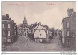 76)  Neufchâtel En Bray.- Grande  Rue Fausse Porte Et  Rue Des Tanneries - Neufchâtel En Bray