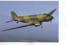 Postcard - Battle Of Britain Memorial Flight - Dakota ZA947 - Unused Very Good - Unclassified