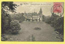 * Bouillon (Luxembourg - La Wallonie) * (Nels, Série 2, Nr 45) Chateau Des Amerois, Vue Prise De La Vallée, Kasteel - Bouillon