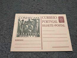 "PORTUGAL STATIONERY CARD UNUSED "" CONHEÇA A SUA TERRA GUARDA SÉ"" - Interi Postali"