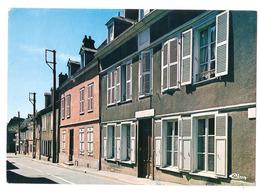 Illiers-Combray (28 - Eure Et Loir)  La Rue Du Docteur Proust - Illiers-Combray