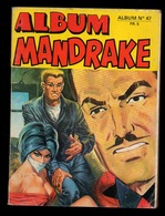 Album Mandrake N°47 De 1973 - Mandrake