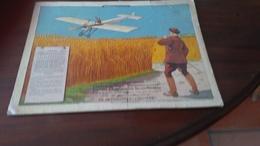 CALENDRIER De 1914,,,,EDITE Par La SOCIETE   D' ENCOURAGEMENT Pour DEVELOPPER L' EMPLOI Des ENGRIS CHIMIQUES En  FRANCE_ - Calendars
