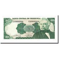 Billet, Venezuela, 20 Bolivares, 1989-09-07, KM:63b, NEUF - Venezuela