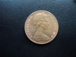 AUSTRALIE : 2 CENTS  1978   KM 63    SUP - Decimal Coinage (1966-...)